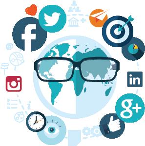 Planificamos campañas de creatividades y contenidos para tus canales en medios sociales